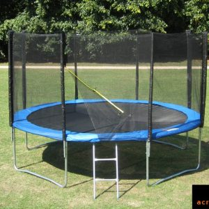 Acrobat Plus 14ft trampoline package