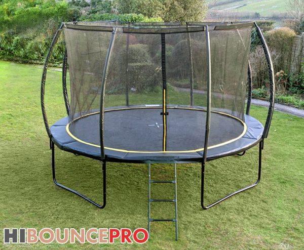 Hi-Bounce Pro 14ft trampoline package