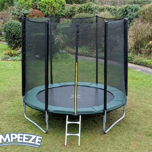 Jumpeeze Green 6ft trampoline package